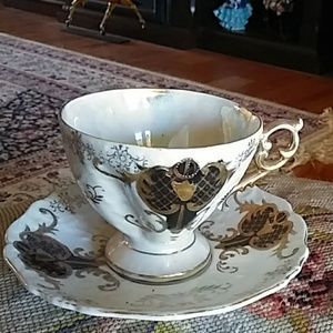 Stunning Royal Seaby (sealy)? China tea cup